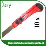 安いKnife 実用的なナイフユーティリティナイフを折るカッター
