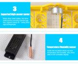 투명한 완전히 자동적인 작은 닭 부화장 기계 가격