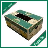 cadre de empaquetage de carton de banane de cerise du fruit 5ply