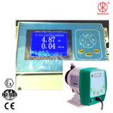 Regulador dual de la EC del parámetro pH del sistema del hidrocultivo con la dosificación de la bomba