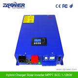MPPTの料金のコントローラが付いている卸し売りハイブリッドインバーター3000W