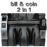 Стул массажа торгового автомата Bill общественной монетки коммерчески
