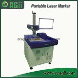 중국에서 최고 판매 3D 이산화탄소 섬유 다이오드 Laser 표하기 기계