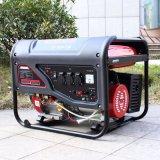 バイソン(中国) BS6500L 5kw 5kVA信頼できるOEMの工場電力線発電機の極度の星ガソリン発電機