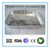 Сплав 8011-0 7 11.4G 750ml емкости микронов подноса алюминиевой фольги