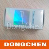 自由なデザインTestostrone Enanthate 10mlのホログラムのガラスびんのラベル