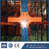 China-Autokino-Hochleistungsladeplatten-Zahnstangen-System