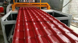 Горячая плитка крыши синтетической смолаы ASA надувательства