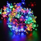 Luces de hadas del carámbano del LED para la decoración al aire libre de la Navidad