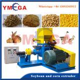 予熱大豆のトウモロコシのトウモロコシの突き出る機械との高く効率的な電気