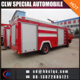 New China Make Water - Foam Fire Truck Water Fire Rescue Vehicle