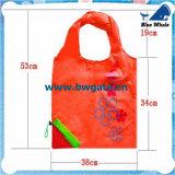 Material do algodão Bw1-080 e saco de compra segurado do algodão do estilo