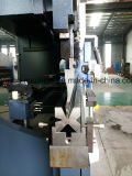Wc67k-200t*3200油圧CNCのアルミニウム版の曲がる機械