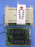 4 Kanal-Empfänger-Installationssatz mit Fernsteuerungs