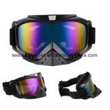 De flexibele TPU Scheur van de Lens van het Frame HD Duidelijke UV Beschermende van het Rennen de Motocross van de Beschermende bril van de Motorfiets