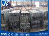 Purlin en acier formé à froid galvanisé de la Manche de la structure métallique C du matériau Q235/Q345