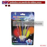 Mercado decorativo de Yiwu de la vela del cumpleaños de la vela de los items del partido (BO-5401)