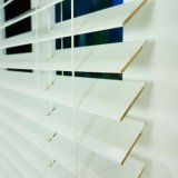 Home Day and Night Shade Curtains Wood Venetian Blind
