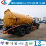 camion de réservoir à haute pression d'aspiration des eaux d'égout 5cbm