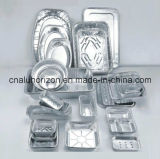 Heißes Verkaufs-Haushalts-Aluminiumfolie-Tellersegment für Röstung