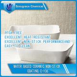 Anti rivestimento a base d'acqua del bastone per le vaschette