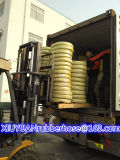 602 1b 나선형 고압 기름 유연한 유압 고무 호스