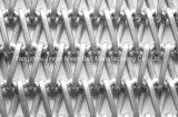 Edelstahl ausgewogener Webart-Ineinander greifen-Riemen