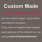 Vestidos de casamento longos Z1060 de Tulle do laço da sereia dos vestidos nupciais das luvas