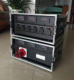 3 단계 전기 공급 스위치 박스