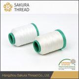 De hoog-elastische Lichtgevende Draad van de Polyester voor Borduurwerk/het Breien