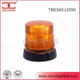 자석 12W 호박색 경고등 LED 스트로브 기만항법보조 (TBD343-LEDIII)