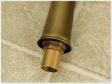 Colpetto di miscelatore d'ottone del rubinetto del bacino dell'oggetto d'antiquariato all'ingrosso della stanza da bagno