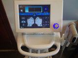 Hifu hohe Intensitäts-fokussiertes Ultraschall-Schönheits-Salon-Gerät für das Anheben des Gesichtes, Stutzen, Braue