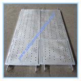 De veilige Duurzame Betrouwbare Plank van de Steiger voor Bouw