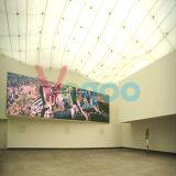 Pantalla de visualización de interior a todo color perfecta de LED del efecto P4 de la visión del Vg