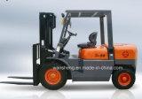 Forklift Diesel de 5 toneladas com o motor de Mitsubishi S4s