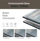 Indicador de vidro de dobramento do Bi de alumínio