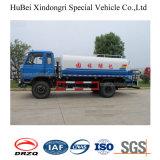 manutenzione della via dell'euro 4 di 12cbm Dongfeng che spruzza il camion del serbatoio di acqua