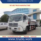 15000liters 탄소 강철 아스팔트 가연 광물 수송 유조 트럭