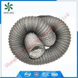 OEM flexible gris del conducto del PVC de Combi