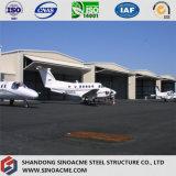 Gancio d'acciaio della costruzione del blocco per grafici portale prefabbricato per i velivoli