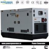 Conjunto de generador silencioso estupendo de Kubota con ISO/Ce/CIQ/Soncap (8-45kVA)