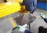 물결 모양 플라스틱을%s PP 구렁 구부리는 기계