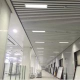 Потолок цены по прейскуранту завода-изготовителя ISO алюминиевым U-Shaped сформированный креном ложный для нутряная декоративной