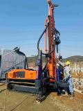 600 mètres de la plate-forme de forage hydraulique mobile à chenilles sur chenilles