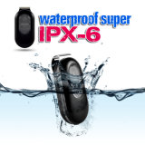 Lk106 Ipx6 Black Waterproof Built-in Lithium Ion 967 Mini Real-Time GPS Tracker Sos Alarme para Pet / Animal / Kids - Plug Us