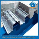 高い建築材料の電流を通された波形の金属の橋床シート