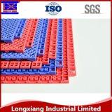 Plástico hecho en fábrica profesional que enclavija los azulejos de suelo movibles