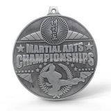 Medalla de plata antigua barata del maratón del metal con insignia de encargo