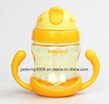 bottiglia di plastica di disegno speciale di alta qualità 280ml mini per i capretti, prodotti di lunga vita